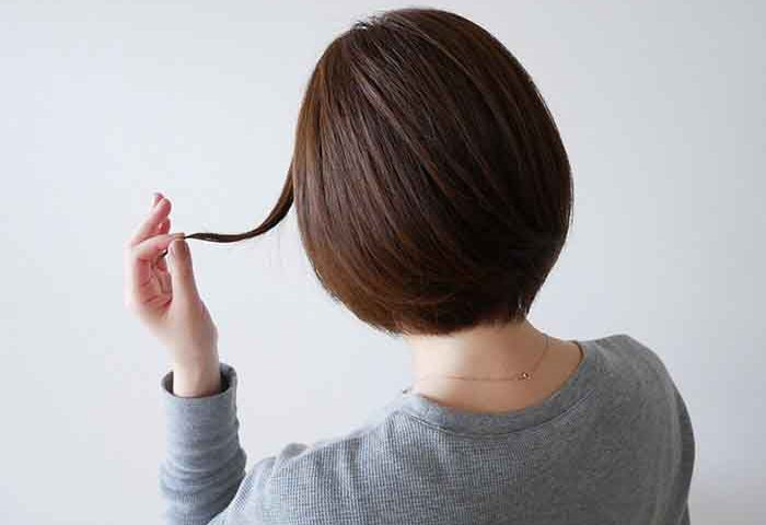 髪型 アラフィフ